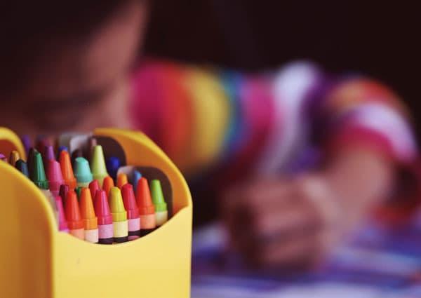 boy&crayons